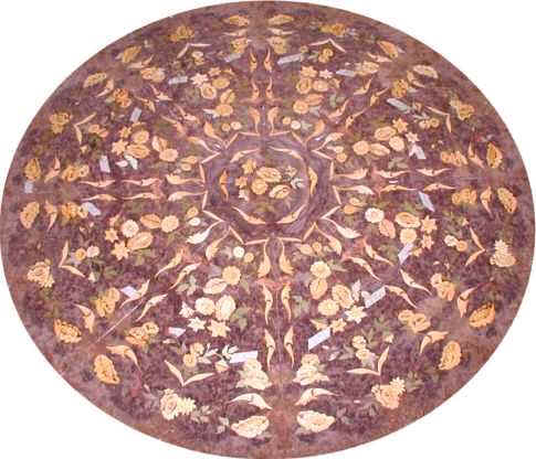 Dutch marquetry Table Top